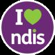I Heart NDIS - Wodonga Taxis@160